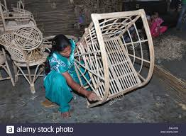 Cane Sofa For Sale In Bangalore Bamboo Handicraft India Stock Photos U0026 Bamboo Handicraft India