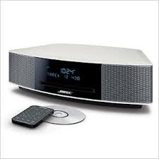 amazon black friday cd players amazon com bose wave music system iv platinum silver home