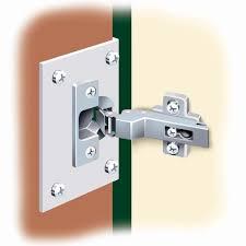 Door Hinges For Kitchen Cabinets Cabinet Door Hinge Repair Kit Nrtradiant