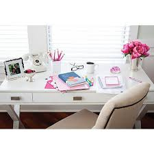 office depot writing desk see jane work kate writing desk white item 384419 writing desk