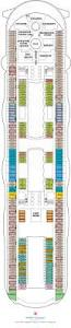 Allure Of The Seas Floor Plan Allure Of The Seas Deck Plans Deck 14 What U0027s On Deck 14 On