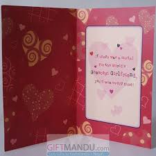 world u0027s greatest girlfriend archies love greeting card send