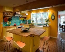 Kitchen Yellow - 15 amazing modern designs for kitchens designmaz