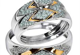 wedding rings sets his and hers for cheap wedding rings his and hers wedding ring sets riveting his and
