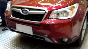 red subaru forester 2016 2016 subaru forester 2 0i l quick tour youtube