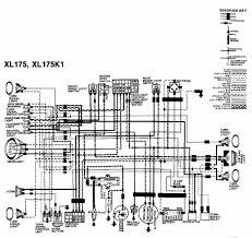 xl175 wiring diagram honda wiring diagrams instruction
