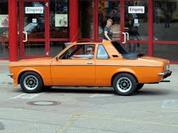 1976 opel manta opel kadett aero technical details history photos on better