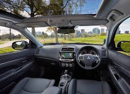 mitsubishi asx 2018 interior mitsubishi cars news my15 asx on sale now from 24 990
