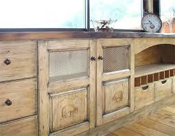 meuble cuisine bois recyclé meuble de cuisine bois nos meubles peints et vernis bacnacficie