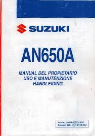 manual de usuario burgman 650 by burgmakina team burgmakina team