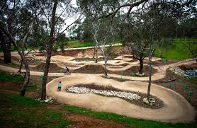 Backyard Bmx Dirt Jumps Trailscapes Pty Ltd International Trail Builders