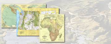 Wall Maps Of The World by Wall Maps
