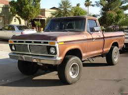 77 Ford F 150 Truck Bed - 1977 ford f 150 brown f150 picture supermotors net
