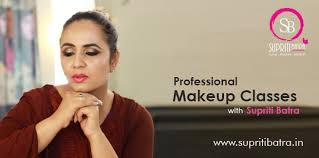 makeup classes in ma supriti batra is a professional makeup artist who offers