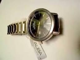 Jam Tangan Alba jam tangan alba water resist 5 bar a1jtbj