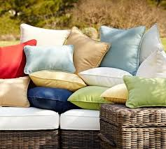 Chair Cushions Pottery Barn 127 Best Outdoor Pillows Images On Pinterest Cushions Outdoor