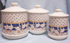 country canister set for sale classifieds
