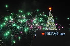 photos 2016 macy s great tree lighting at lenox square mall
