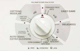 here u0027s what all the settings on your old washing machine really