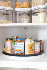 how to organize a lazy susan cabinet kitchen cabinet organization ideas clean and scentsible