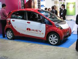 mitsubishi electric car mitsubishi i miev to be dropped from us line up