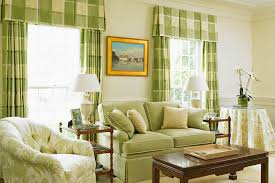 light green couch living room plaid curtains trend new york traditional living room remodeling