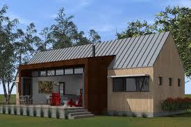 modern style house plan 2 beds 2 00 baths 991 sq ft plan 933 5