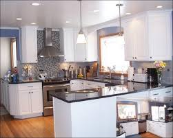 Kitchen  Blue Pearl Granite Countertop With White Cabinets Blue - Blue pearl granite backsplash ideas