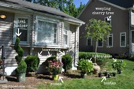 Home Design For Front Shrub Ideas For Front Of House