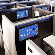 Luxury Power Outlets Business Class Flights Fly In Luxury With Delta One Delta Air