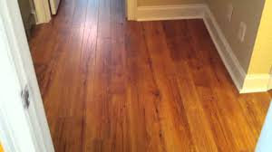 Installing Laminate Flooring Youtube Pergo Laminate Flooring Hickory Look Youtube