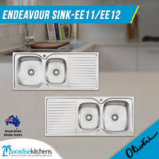 Oliveri Sinks Basins EBay - Oliveri undermount kitchen sinks