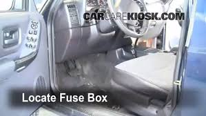 Jeep Cherokee Sport Interior Interior Fuse Box Location 1997 2001 Jeep Cherokee 2000 Jeep