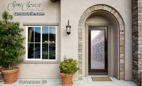 Exterior Steel Entry Doors With Glass Mesmerizing Commercial Steel Exterior Doors With Glass Pictures