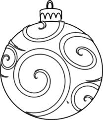 ornament outline clipart clip library