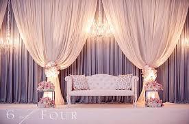 Draping Designs Chuppahs And Mandaps Portland Wedding Lights