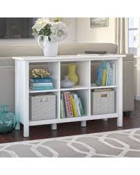 White Cube Bookcase Fall Into This Deal 59 Off Broadview 6 Cube Bookcase In Pure