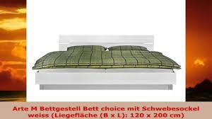 Schlafzimmer Komplett Arte M Arte M Bett Choice Schwebesockel Eiche U2013 Testberichte Und
