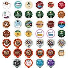 black friday k cup deals coffee variety sampler pack for keurig k cup brewers 40 count