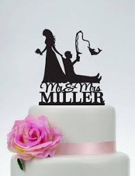 cake topper for wedding funny cake topper in by zcreatedesign