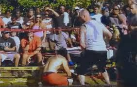 Dada 5000 Backyard Fights Muay Thai Legend Vs Street Fighter In Bare Knuckle Brawl