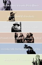 hope quotes gandalf 17 best there and back again images on pinterest rings aidan