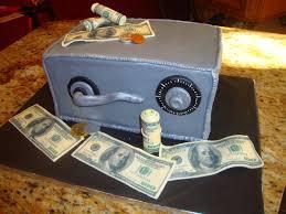 money cake designs 7 bank themed cakes photo birthday cake bank mechanic themed
