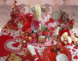 10 Romantic Valentine S Day Decor Ideas by The 90 Best Images About Table Decorations For Valentine On