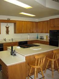 kitchen astonishing l shape kitchen decoration using granite top
