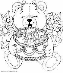 free printable coloring birthday cards u2013 gangcraft net