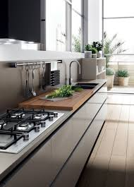 Fitted Kitchen Ideas Fitted Kitchen Tetrix Scavolini Line By Scavolini Design Michael Young