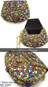 designer clutches antique designer clutches indian fashion mantra