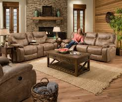 Simmons Reclining Sofa Reclining Sofas And Loveseats A Collection Of The Finest