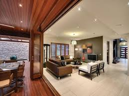 modern living room ideas with open floor plan house design using